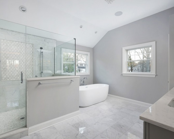 Master Bathroom I