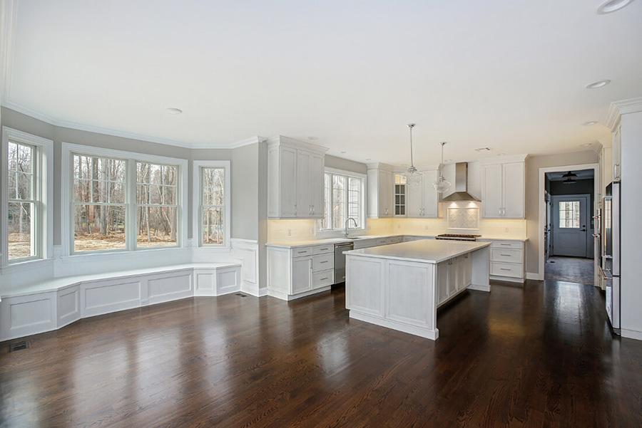 Custom Built Kitchen Dinette By Premier Design Custom Homes
