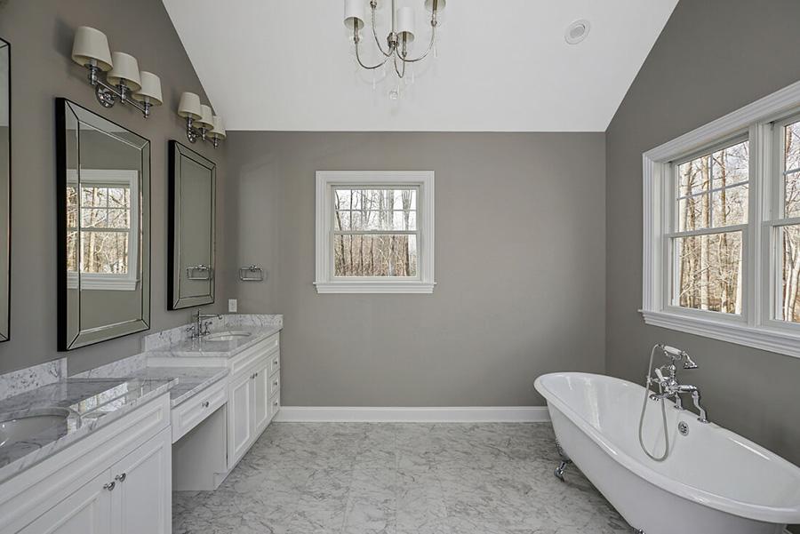 Custom Home in Warren, NJ by Premier Design