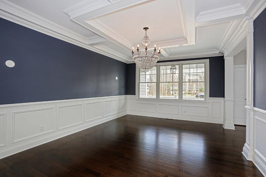 Premier Design Custom Home Custom Build Dining Room