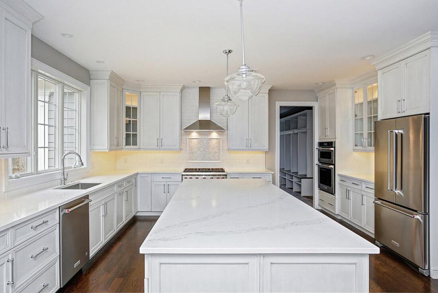 Premier Design Custom Home Custom Build Kitchen