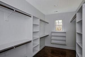 Premier Design Custom Home Custom Build Master Walk-In Closet