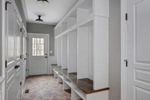 Premier Design Custom Home Custom Build Mud Room