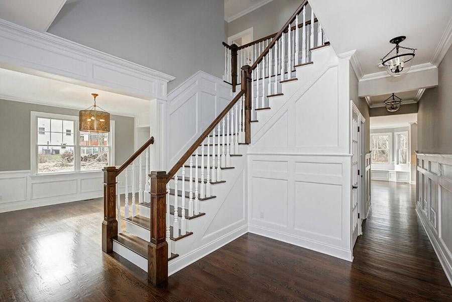 Premier Design Custom Home Custom Build in Warren, NJ