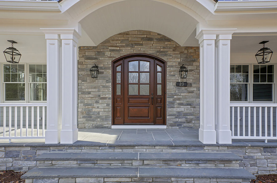 Premier Design Custom Homes Custom Home Build in Warren, NJ.