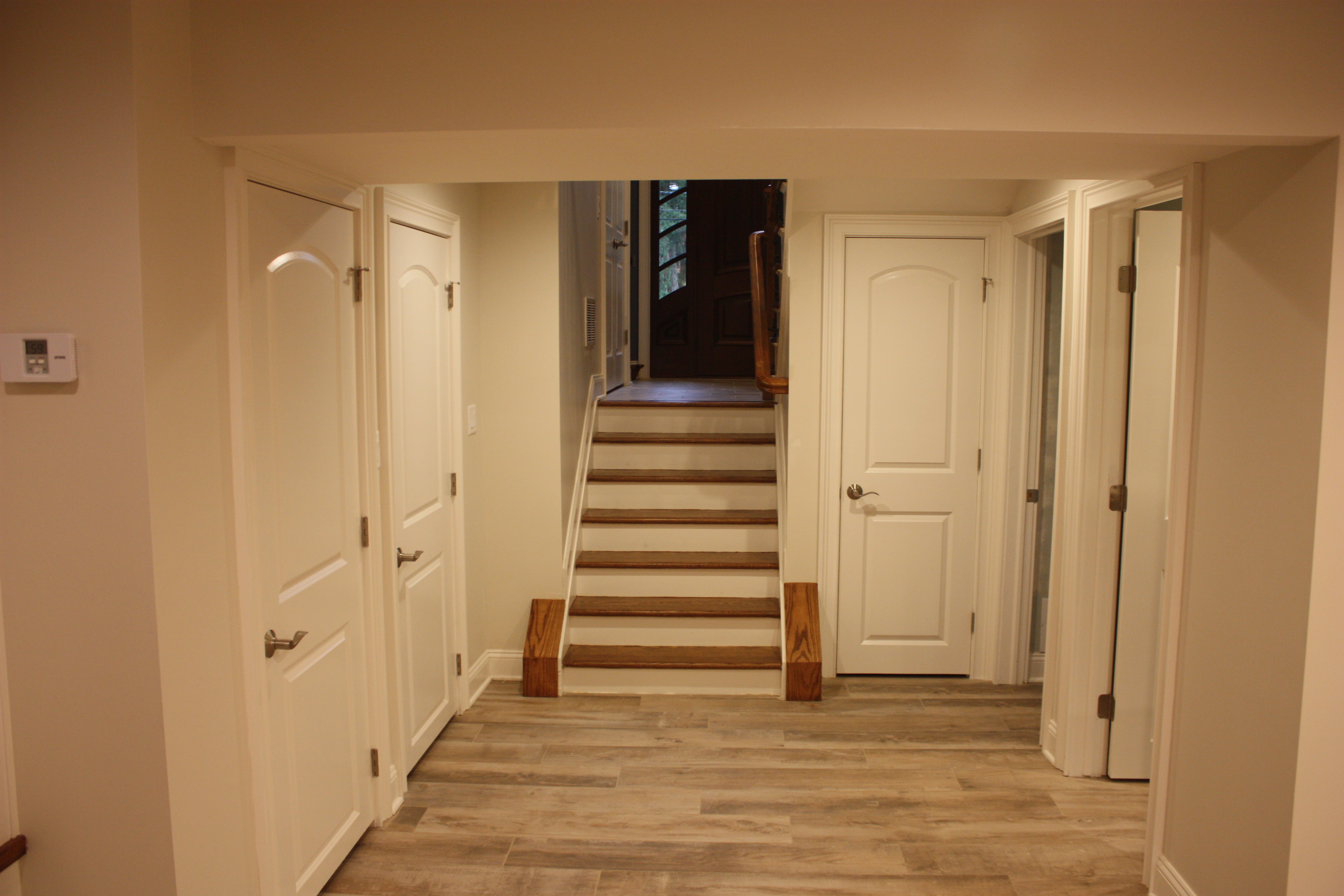After Renovation – Entryway