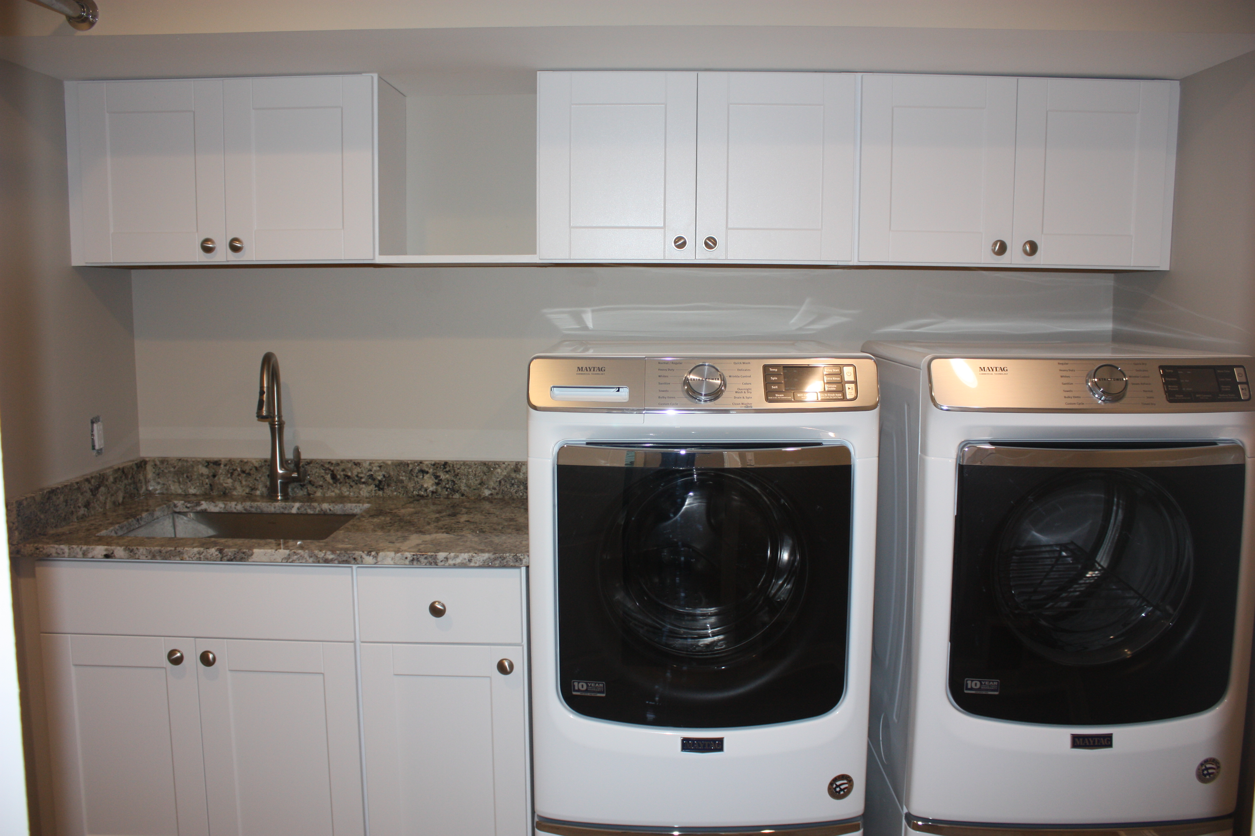 After Renovation – Laundry Room
