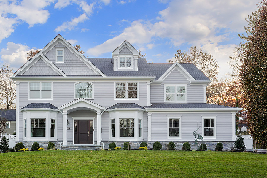 Custom designed homes in Westfield, NJ.