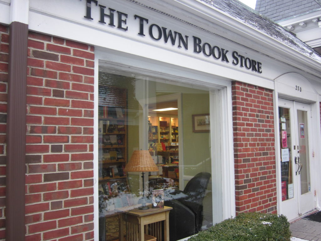 The Town Book Store Westfield NJ