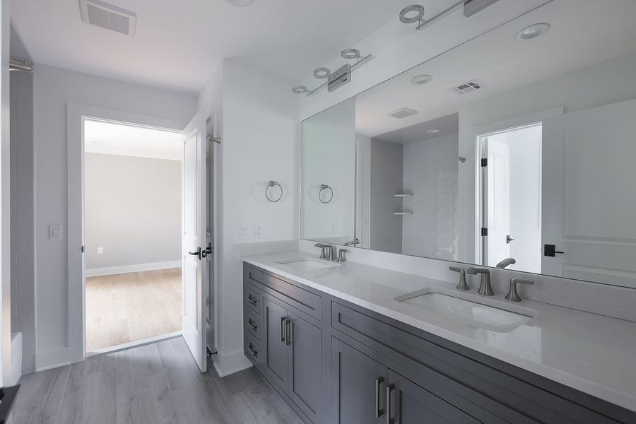 2nd Floor Jack & Jill Bathroom