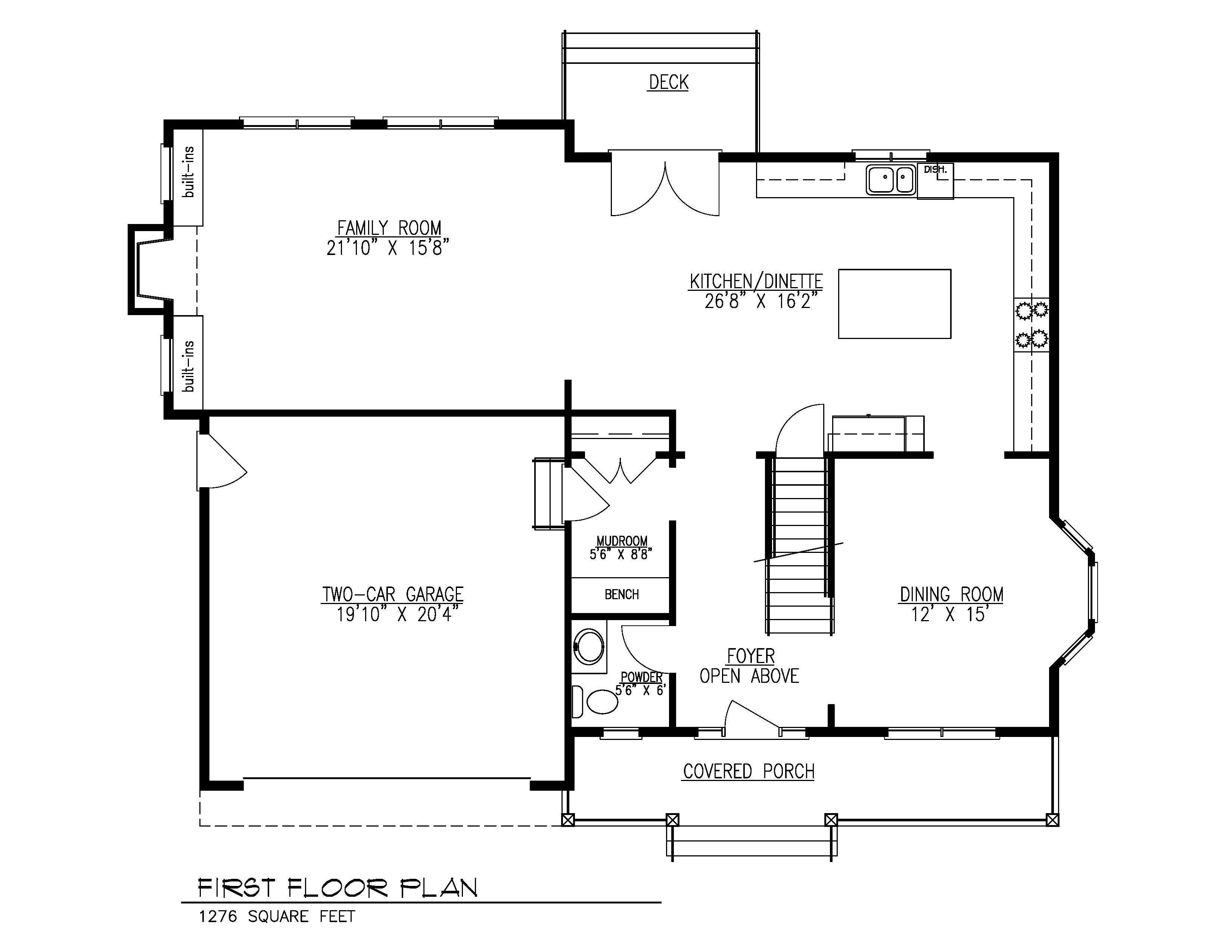 First Floor-08-31-2020