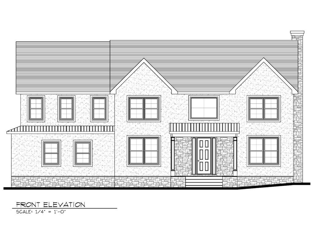 front-elevation-drawing-premier-design-custom-homes