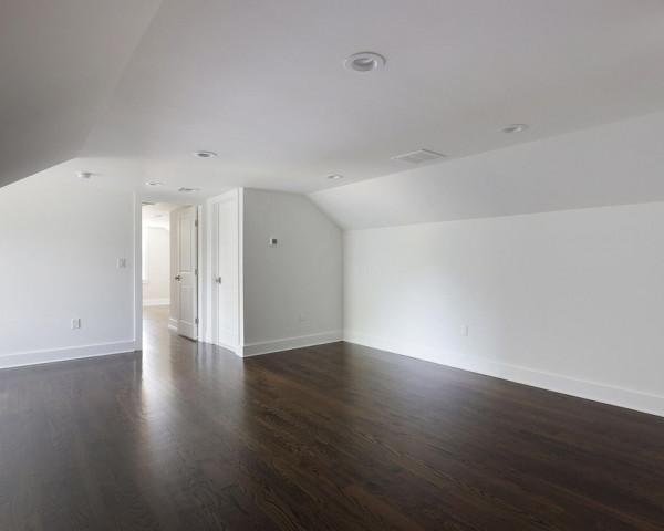Finished Attic - Sitting Room