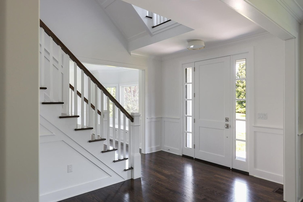 First Floor Foyer