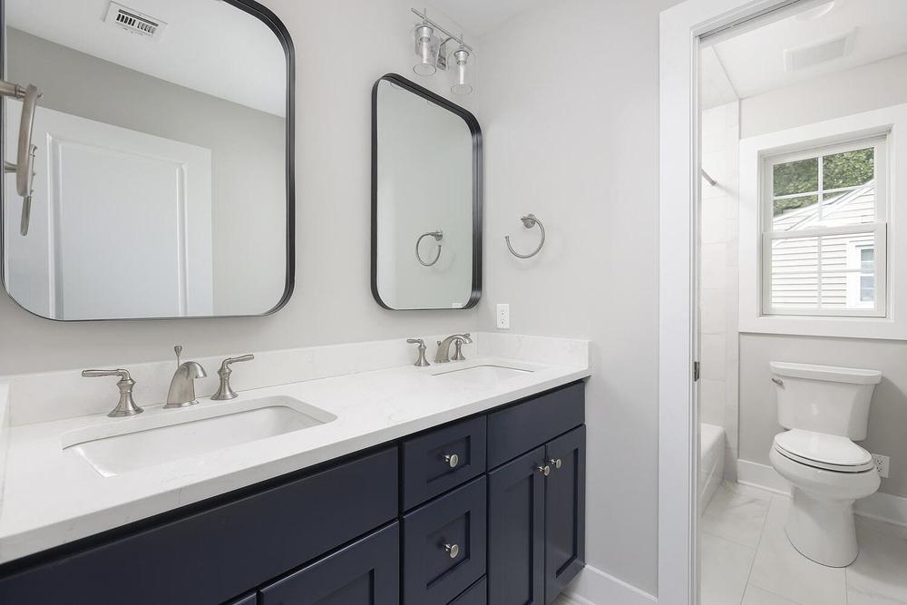 2nd Floor Hall Bathroom I