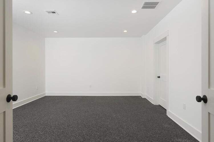 Finished Basement – Gym Room