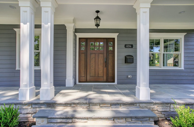 How to Choose a Front Door Color and Style
