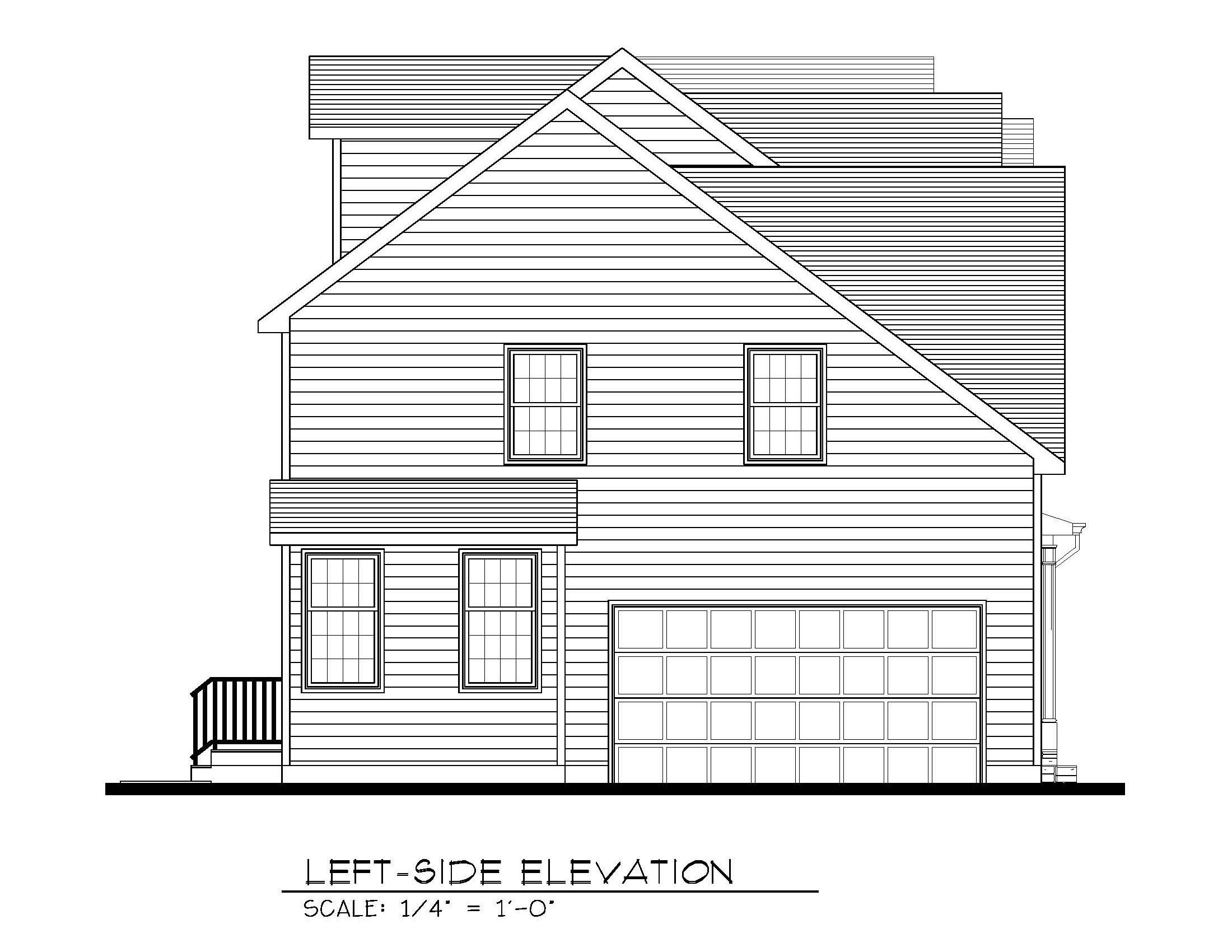 Left Side Elevation-08-16-2021